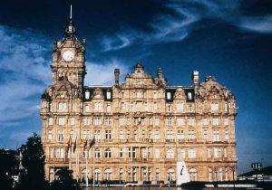 Artist's impression of Galbally Hotel