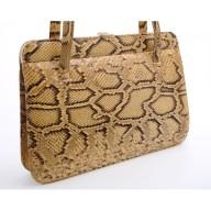 Eel handbag