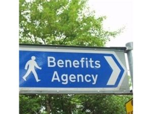 benefits-agency sign