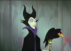 Maleficent was some handlin