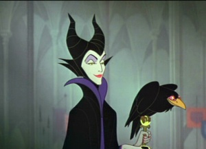 Maleficent was some handlin