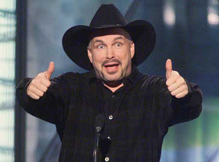 Pope Warns Garth Brooks 'No More Concerts In Ireland'