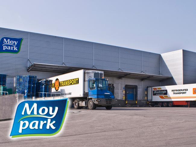 JBS покупает Moy Park