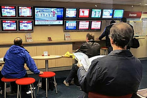Dungannon Bookmaker Fleeced After Forgetting About The Hour Forward