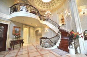 Fr Butler's hallway