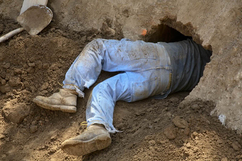 Omagh S Shawshank Husband Dug Tunnel From Bedroom To Pub