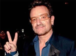 Outsider Bono
