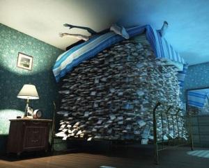 Typical Coalisland bedroom