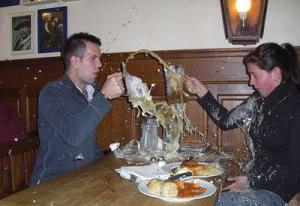McNeill celebrates in Cohannon Inn