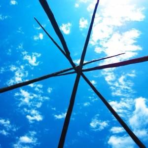 Sky divided in Brackaville
