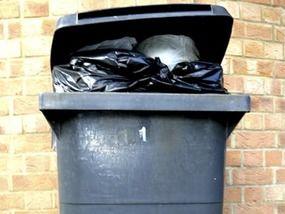O'Rourke's bin