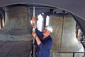 Big Ben getting repaired
