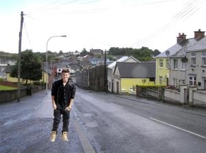Bieber in Coalisland
