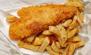 Fish and Chips cod food standards agency