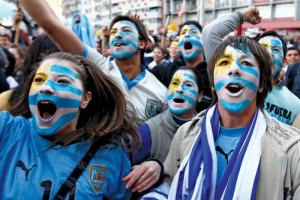 Beragh school children get ready for the Euros