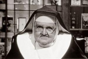 frowning-nun