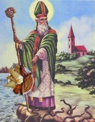 Saint-Patrick copy