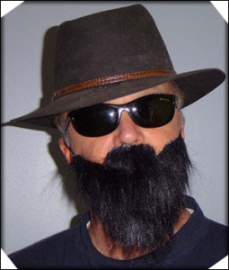 man in disguise